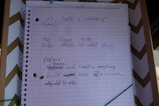 Collaborative Poem